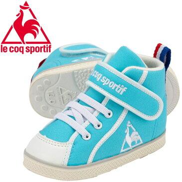 ルコック シューズ 靴 くつ サンレモ CV II / SANREMO CV II QL5RJC00TQベビー キッズ ジュニア 子供靴 男の子 女の子 男児 女児 スニーカー