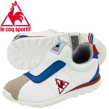 ルコック シューズ 靴 くつ モンペリエ F SP / MONTPELLIER F SP QL5RJC02WTベビー キッズ ジュニア 子供靴 男の子 女の子 男児 女児 スニーカー