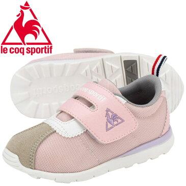 ルコック シューズ 靴 くつ モンペリエ V NY F / MONTPELLIER V NY F QL5RJC03PLベビー キッズ ジュニア 子供靴 男の子 女の子 男児 女児 スニーカー