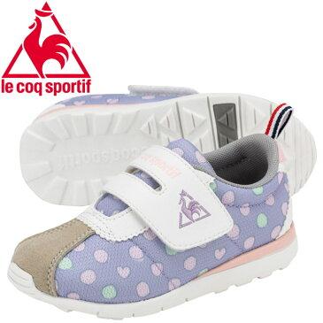 ルコック シューズ 靴 くつ モンペリエ V アート F / MONTPELLIER V ART F QL5RJC04LHベビー キッズ ジュニア 子供靴 男の子 女の子 男児 女児 スニーカー