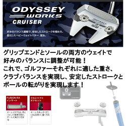 オデッセイパターワークスクルーザー2016日本仕様WORKSCRUISER