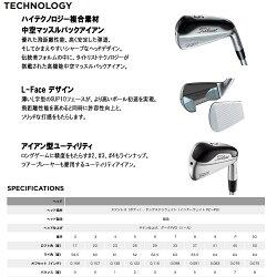 ◇タイトリストT-MB718アイアン6本セットDynamicGoldAMTシャフト2017モデル