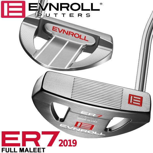 メンズクラブ, パター  ER7 2019 EVNROLL