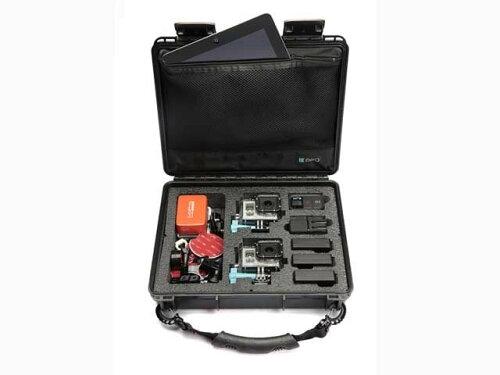UKPRO UK Pro POV40(GoPro HERO3+専用ハードケース) 仕様:ハンドストラップ