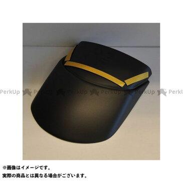 【特価品】スキッドマークス 400X フロントフェンダーエクステンション(ブラック) Skidmarx