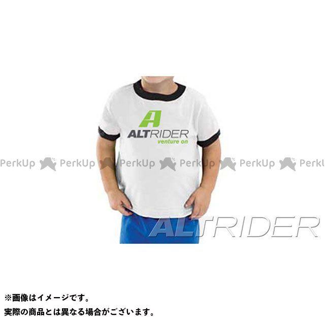 【無料雑誌付き】アルトライダー 子供服 ジュニア Tシャツ サイズ:4歳 ALTRIDER