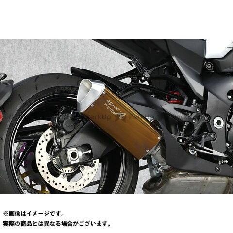 ヤマモトレーシング 19〜KATANA SPEC-A SLIP-ON TYPE-SA ゴールド YAMAMOTO RACING