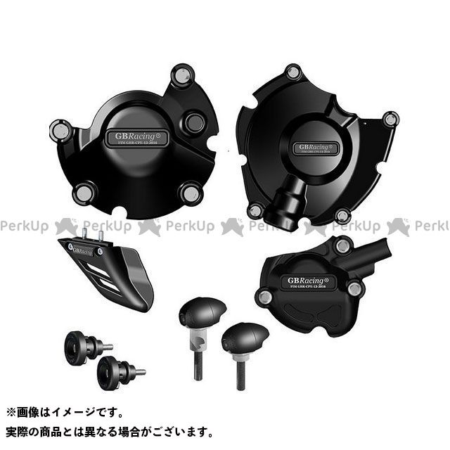 外装パーツ, その他 P21GB YZF-R1 Motorcycle Protection Bundle CP-R1-2015-R-CS-GBR GBRacing