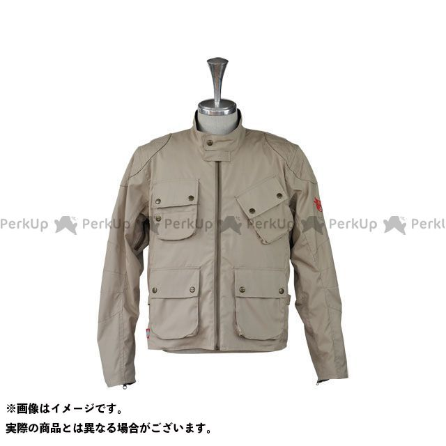 JAMSGOLD 2020春夏モデル JGJ-862 BECK-2 MCジャケット(サンド) サイズ:M ジャムズゴールド画像