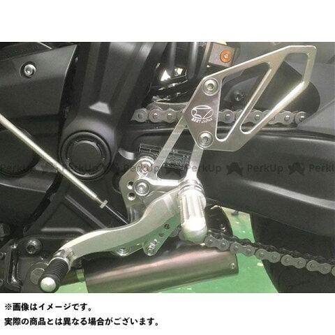 【無料雑誌付き】ビートジャパン MT-07 MT-07 ハイパーバンク 固定式(シルバー) BEET