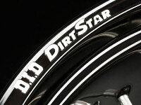 D.I.DDirtStarブラックリム