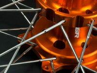 ビレットハブ※画像はオレンジです。