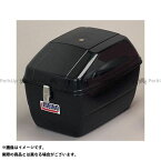 MEIHO メイホウ ツーリング用ボックス 292 カスタムセブン(ブラック)