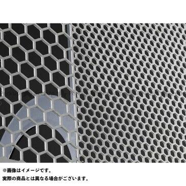 送料無料 エッチングファクトリー スピードトリプル オイルクーラー関連パーツ スピードトリプル(11〜)用 ラジエター&オイルクーラーガードSET 黄エンブレム