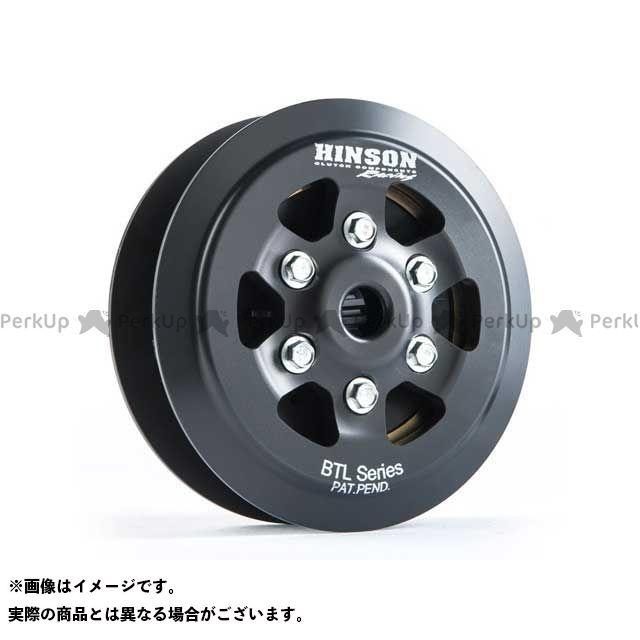 【無料雑誌付き】ヒンソン CRF450R BTLシリーズ(スリッパークラッチ)インナーハブ/プレッシャープレートキット HINSON