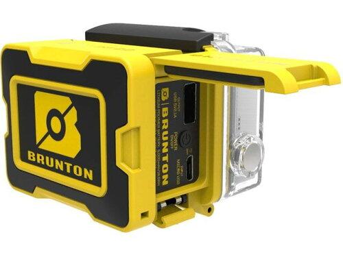 BRUNTON 2WAYS! GoPro Hero 4 ハウジング専用「ALL DAY 2.0」外付けバッテリー+USB充電器 カラー...