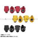 【ポイント最大19倍】リデア(自転車) TQSH-M9 Chain Ring Bolt Cover カラー:レッド メーカー在庫あり RIDEA