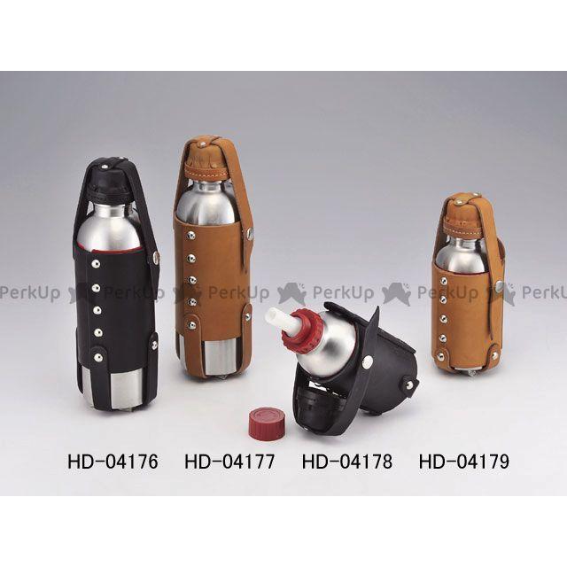 キジマ 携行ボトル レザーホルダー付き HD-04177