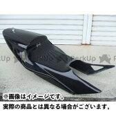 才谷屋ファクトリー 600RRレプリカ ブラックゲルコート シングルシートtype-2「丸テールバージョン」 CBR250RR