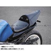 才谷屋ファクトリー シングルシート/ストリート 仕様:テール穴アリ カラー:黒ゲル FZR250R