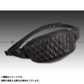 【送料無料】EASYRIDERS ダイアゴナルウエストバッグ(PVC製/レッドステッチ)
