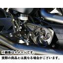 【無料雑誌付き】ベビーフェイス スポーツスター XR1200 フロントプーリーカバー カラー:ブラック BABYFACE
