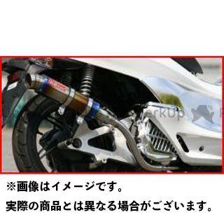 ケイツーテック PCX125 PCX150 GPスタイルエキゾースト GP-R PCX150(KF12) STD チタンサイレンサー M1タイプ