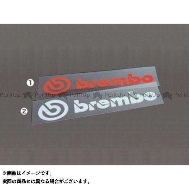アクセサリー, その他  brembo Die Cut Sticker brembo