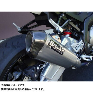 ブロックス S1000RR マフラー本体 FULL TITANIUM EXHAUST SYSTEM SINGLE CT MUFFLER QuiteKore