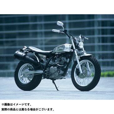【無料雑誌付き】【特価品】ビッグシーダー バンバン200 フラットサイドアルミタンク BIG CEDAR