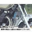 PLOT ラウンドオイルクーラーキット(下出し) 9段#6 カラー:シルバー XJR1200 XJR1300