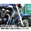 PLOT ラウンドオイルクーラーキット(上出し) 13段#6 カラー:シルバー XJR1200 XJR1300