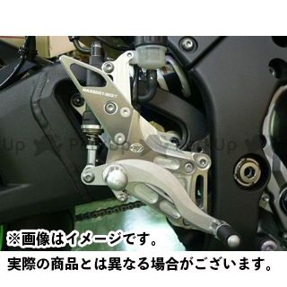 【無料雑誌付き】ビートジャパン ニンジャZX-10R ハイパーバンク 固定式(シルバー) BEET