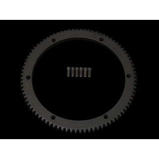 送料無料 リベラプリモ ハーレー汎用 駆動ベルト スターターリングキット 84丁 ブルートIIIex用