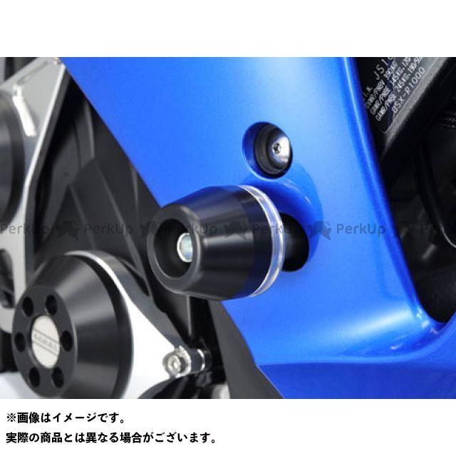 正規 エントリーで最大P19倍 アグラス GSX-R1000 レーシングスライダー フレーム カラー ジュラコン ブラック タイプ ロゴ無 AGRAS, ヤシママチ 3fdb01e0