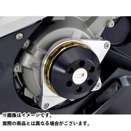 アグラス S1000RR レーシングスライダー ジェネレーターA シルバー/ブラック