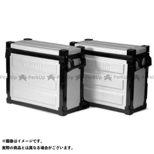 送料無料 ヤマハ XTZ660テネレ ツーリング用ボックス アルミニウムサイドケース (30L) 左右セット