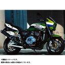 【エントリーで最大P19倍】ストライカー ZRX1200R ZRX1200S SLIP-ON ボルトオン サイレンサー:チタンヒートカラー STRIKER