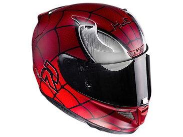 送料無料 HJC エイチジェイシー フルフェイスヘルメット HJH111 MARVEL RPHA 11 スパイダーマン S/55-56cm