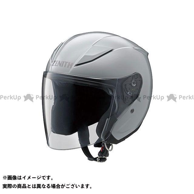 送料無料 ワイズギア Y'S GEAR ジェットヘルメット YJ-20 ZENITH プラチナシルバー S/55-56cm