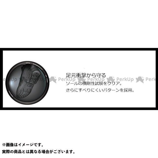 EXUSTAR エグザスター E-SBT271W ダイヤル式ライディングブーツ ブラック/カモフラ 41/26.0cm