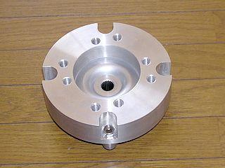 MIKIP DESIGN ZOOMER用 Big Foot リアハブ 1セット(51mm-60mm) 仕様:55mm ズーマー
