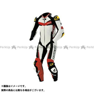 RSタイチ NXL305 GP-WRX R305 LEATHER SUIT(レッド) 3XL/58 アールエスタイチ