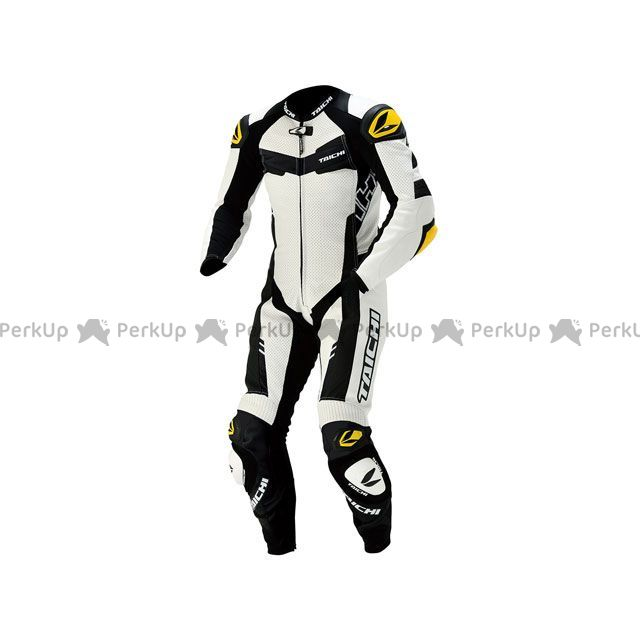 RSタイチ アールエスタイチ NXL305 GP-WRX R305 LEATHER SUIT(ホワイト) LW/52