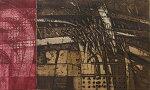 林孝彦、風合瀬-1、89、版画/銅版画