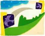片山みやび、ショートトリップ、版画/リトグラフ