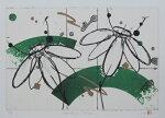 鳴海伸一、silentfloral〜YAMATO〜、版画/リトグラフ・ドライポイント