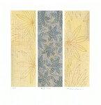 白駒一樹、典座-002、版画/油性木版