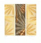 白駒一樹、典座-005、版画/油性木版