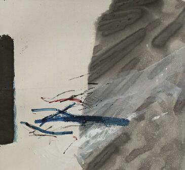 書/墨・顔料 荻野丹雪 Untitled-916 現代アート 抽象 送料無料 ※この商品を大幅値引き表示している偽サイトがありますのでご注意下さい。